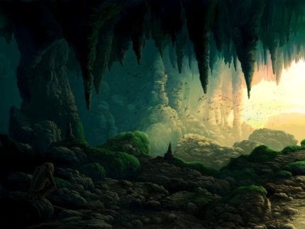 Image result for graphics of caves